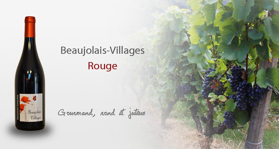 beaujolais village rouge